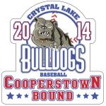 Crystal Lake Bulldogs Cooperstown