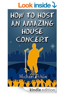 New eBook: How To Host An Amazing House Concert